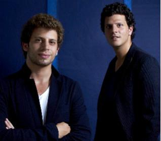 David Raffoul E Nicolas Mou